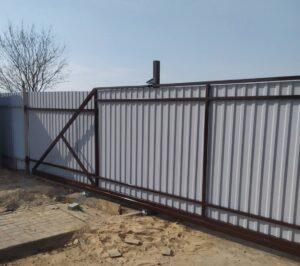 Изготовим ворота