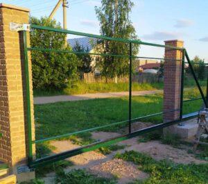 Ворота по индивидуальным размерам